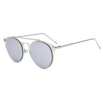 1090 UV-resistant Stylish Sunglasses Goggle with PC Lens