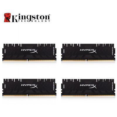 Original Kingston HyperX HX430C15PB3K4 / 32 8GB Desktop Memory Module 4PCS