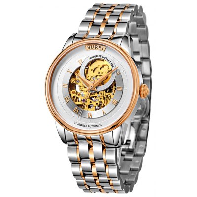 BUREI 1222 Business Men Automatic Mechanical Watch