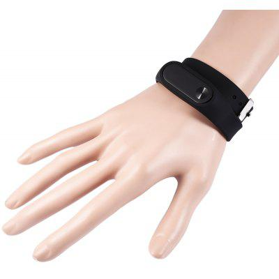 46cm Silikonový popruh Smart Wrist for Two for Loop pro Xiaomi Miband 2