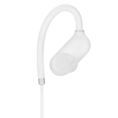 Xiaomi Wireless Bluetooth 4.1 Music Sport EarbudsSports &amp; Fitness Headphones<br>Xiaomi Wireless Bluetooth 4.1 Music Sport Earbuds<br><br>Application: Mobile phone, Sport<br>Battery Capacity(mAh): 100mAh<br>Bluetooth: Yes<br>Bluetooth distance: W/O obstacles 10m<br>Bluetooth mode: Hands free, Headset<br>Bluetooth protocol: A2DP,AVRCP,HFP,HSP<br>Bluetooth Version: V4.1<br>Brand: Xiaomi<br>Color: Black,White<br>Compatible with: Mobile phone<br>Connecting interface: Micro USB<br>Connectivity: Wireless<br>Function: Song Switching, Multi connection function, Bluetooth, Sweatproof, Voice control, Answering Phone, Waterproof, Microphone<br>Impedance: 32ohms<br>Material: Metal<br>Music Time: 7h<br>Package Contents: 1 x Xiaomi Earbuds, 5 x Pair of Ear Tips, 1 x Charge Cable, 1 x Chinese User Manual<br>Package size (L x W x H): 13.60 x 11.50 x 3.00 cm / 5.35 x 4.53 x 1.18 inches<br>Package weight: 0.103 kg<br>Product weight: 0.019 kg<br>Standby time: 280h<br>Wearing type: In-ear with ear hook