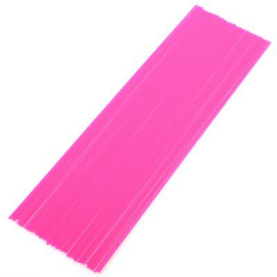 40PCS 1.75mm PLA Filament 3D Printing Supplies