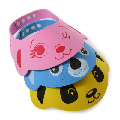 2PCS Baby Infant Adjustable Shower Bath Cap