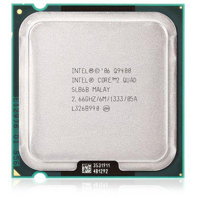 Intel Core i2 Q9400 Quad -core CPU