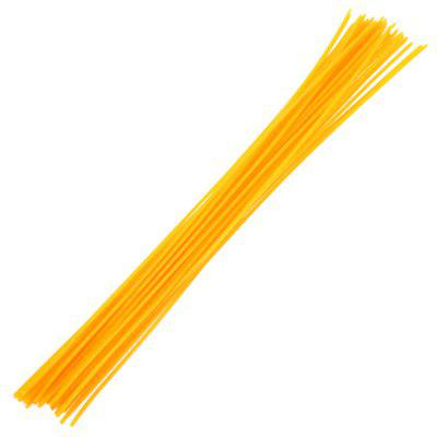 40PCS 1.75mm PLA Filament 3D Printing Supplies3D Printer Supplies<br>40PCS 1.75mm PLA Filament 3D Printing Supplies<br><br>Material: PLA<br>Package Contents: 1 x 1.75mm Filament ( 30g is about 40pcs - 2 or 40pcs + 2 )<br>Package size: 28.00 x 8.50 x 3.00 cm / 11.02 x 3.35 x 1.18 inches<br>Package weight: 0.0600 kg<br>Product weight: 0.0300 kg