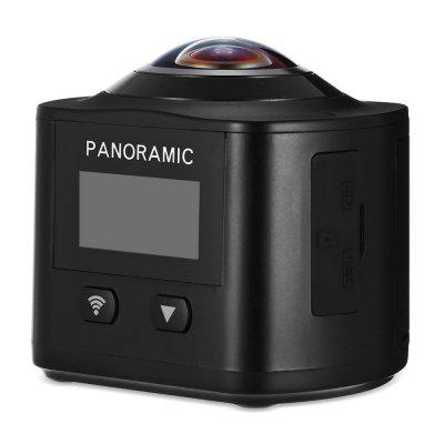 X6 Panorama WiFi Action Camera
