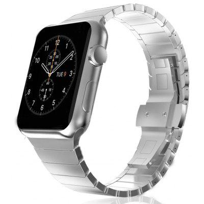 Stainless Steel Watchband Strap for Apple Watch 42mm