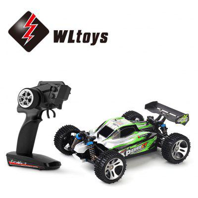 WLtoys A959 - A 1:18 4WD RC Off-road Truck - RTR -  GREEN