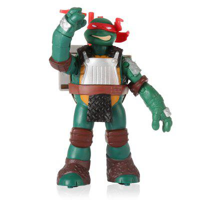 Movable Joint Turtle Style Movie Figure - 6.69 inch