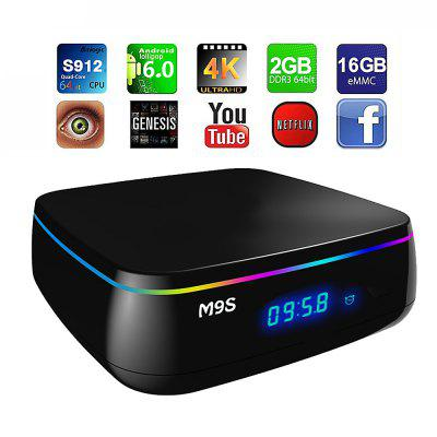 M9S MIX Smart TV Android Box