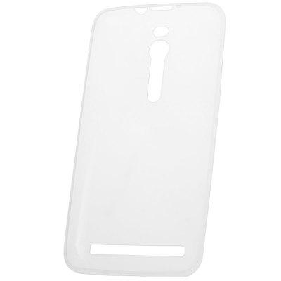 Luanke Transparent Phone CaseCases &amp; Leather<br>Luanke Transparent Phone Case<br><br>Brand: Luanke<br>Compatible Model: ZenFone 2<br>Features: Anti-knock, Back Cover<br>Mainly Compatible with: ASUS<br>Material: TPU<br>Package Contents: 1 x Phone Case<br>Package size (L x W x H): 21.00 x 13.00 x 2.00 cm / 8.27 x 5.12 x 0.79 inches<br>Package weight: 0.035 kg<br>Product Size(L x W x H): 15.40 x 8.00 x 0.90 cm / 6.06 x 3.15 x 0.35 inches<br>Product weight: 0.011 kg<br>Style: Transparent
