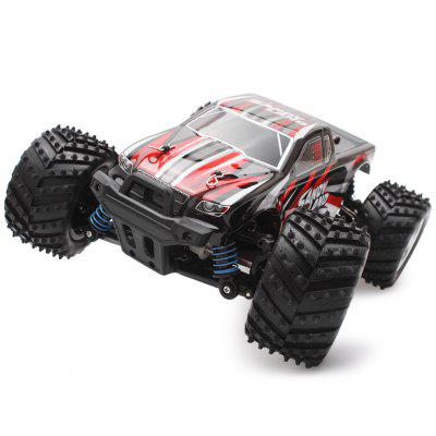 PXtoys 9300 1:18 4WD RC Racing Car - RTRRC Cars<br>PXtoys 9300 1:18 4WD RC Racing Car - RTR<br><br>Brand: PXtoys<br>Car Power: Built-in rechargeable battery<br>Detailed Control Distance: About 50m<br>Drive Type: 4 WD<br>Features: Radio Control<br>Functions: Brake, Forward/backward, Turn left/right<br>Material: TPR, PVC, Electronic Components<br>Motor Type: Brushed Motor<br>Package Contents: 1 x RC Car ( Battery Included ), 1 x Transmitter, 1 x USB Charging Cable, 1 x English Manual<br>Package size (L x W x H): 46.80 x 24.50 x 12.80 cm / 18.43 x 9.65 x 5.04 inches<br>Package weight: 1.4620 kg<br>Product size (L x W x H): 24.00 x 19.00 x 10.00 cm / 9.45 x 7.48 x 3.94 inches<br>Product weight: 0.8000 kg<br>Proportion: 1:18<br>Racing Time: 20mins<br>Remote Control: 2.4GHz Wireless Remote Control<br>Transmitter Power: 3 x 1.5V AA battery (not included)<br>Type: Monster Truck