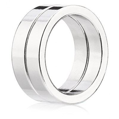 25 x 25 x 5mm N52 Powerful NdFeB Ring Style Magnet
