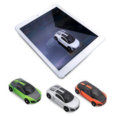 3D Smart Interactive Pocket Racing Car Set
