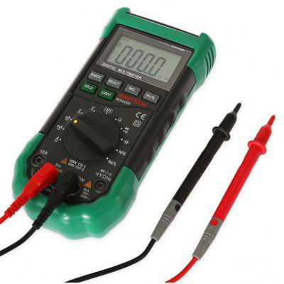 Buy GREEN MASTECH MS8268 Digital Multimeter Auto Ranging DMM with Sound Light Alarm / LCD Display for $37.57 in GearBest store