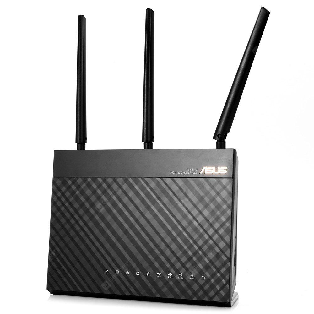 ASUS RT-AC68U Wireless Router - BLACK