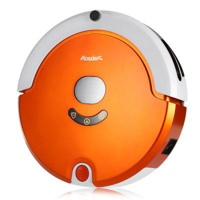 Aosder FR - smile Smart Robotic Vacuum Cleaner