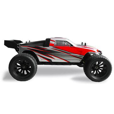 HBX 12882P 1:12 RC Racing Car - RTRRC Cars<br>HBX 12882P 1:12 RC Racing Car - RTR<br><br>Age: Above 14 years old<br>Brand: HBX<br>Car Power: 1 x Lithium-ion Battery<br>Detailed Control Distance: 80M<br>Drive Type: RWD ( rear-wheel drive )<br>Features: Radio Control<br>Functions: Brake, Forward/backward, Turn left/right<br>Material: PA, Metal, Electronic Components<br>Motor Type: Brushed Motor<br>Package Contents: 1 x RC Car, 1 x Transmitter, 1 x 7.4V 850mAh Lithium-ion Battery, 1 x Charger, 1 x English Manual<br>Package size (L x W x H): 51.80 x 28.40 x 15.80 cm / 20.39 x 11.18 x 6.22 inches<br>Package weight: 2.0500 kg<br>Product size (L x W x H): 36.60 x 25.10 x 13.50 cm / 14.41 x 9.88 x 5.31 inches<br>Product weight: 1.2500 kg<br>Proportion: 1:12<br>Racing Time: 7~8mins<br>Remote Control: 2.4GHz Wireless Remote Control<br>Transmitter Power: 2 x 1.5V AA battery (not included)<br>Type: Racing Truck