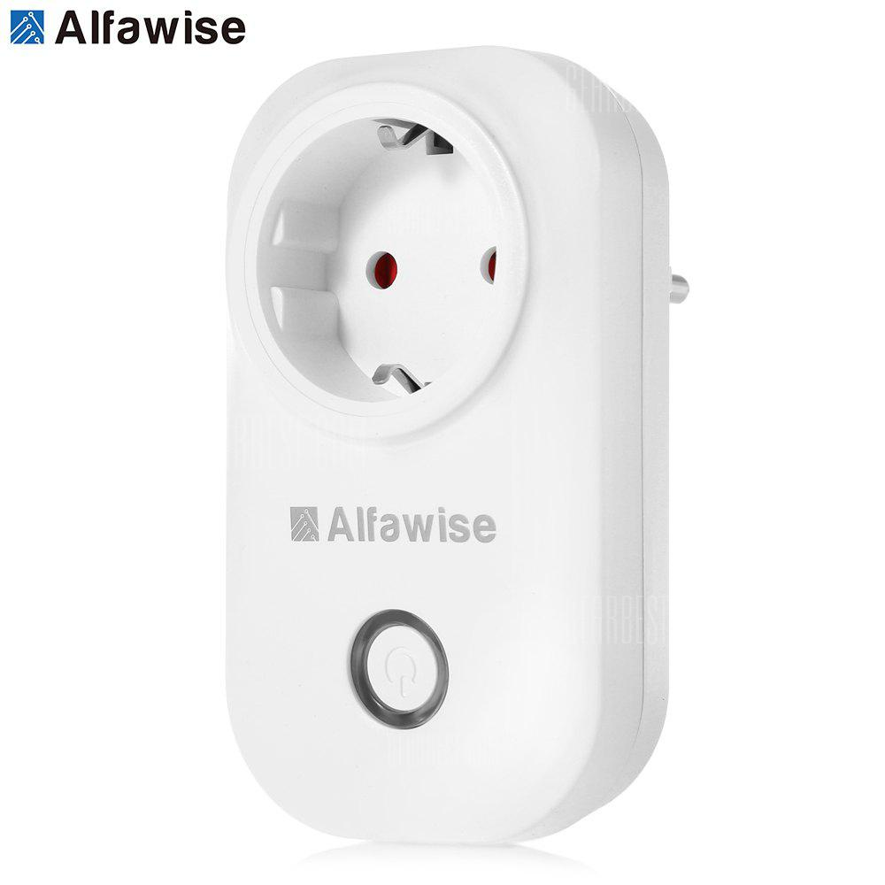 Alfawise Wifi Smart Socket Plug 20 06 Free Shipping