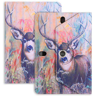 SZKINSTON Magical Deer Style Protective Case for  9.4 / 10.5 inch Tablet PC