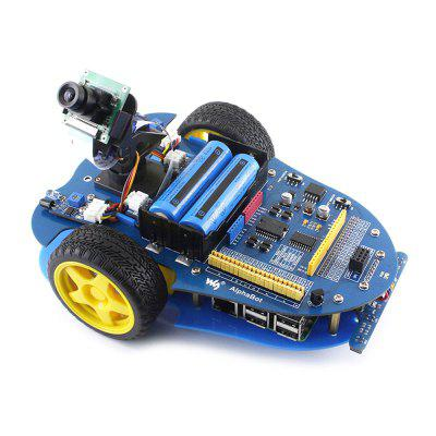 Waveshare Robot Building Kit DIY for Raspberry Pi