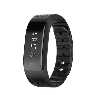 SMA - BAND Dynamic Heart Rate Monitoring Smart WristbandSmart Watches<br>SMA - BAND Dynamic Heart Rate Monitoring Smart Wristband<br><br>Alert type: Vibration<br>Available Color: Black,Blue,Purple,Red<br>Band material: Rubber<br>Band size: 20 x 1.8 cm / 7.87 x 0.71 inches<br>Battery  Capacity: 90mA<br>Bluetooth Version: Bluetooth 4.0<br>Brand: SMA<br>Case material: TPU<br>Charging Time: About 3hours<br>Compatability: Android 4.3 / iOS 7.0 System and Above System<br>Compatible OS: IOS, Android<br>Dial size: 4 x 1.8 x 1.0 cm / 1.57 x 0.71 x 0.39 inches<br>Functions: SMS Reminding, Sleep management, Sedentary reminder, Pedometer, Measurement of heart rate, Calories burned measuring, Call reminder, Alarm Clock<br>IP rating: IP65<br>Language: Cesky,Danish,English,German,Hebrew,Korean,Polish,Russian,Simplified Chinese,Spanish,Vietnamese<br>Notification type: Wechat<br>Operating mode: Touch Screen<br>Package Contents: 1 x SMA - BAND Smart Wristband, 1 x USB Charging Cable, 1 x English User Manual<br>Package size (L x W x H): 13.00 x 6.50 x 6.50 cm / 5.12 x 2.56 x 2.56 inches<br>Package weight: 0.1320 kg<br>People: Female table,Male table<br>Product size (L x W x H): 23.00 x 1.80 x 1.00 cm / 9.06 x 0.71 x 0.39 inches<br>Product weight: 0.0250 kg<br>Screen type: OLED<br>Shape of the dial: Rectangle<br>Standby time: 240 Hours<br>Type of battery: Li-polymer Battery<br>Waterproof: Yes