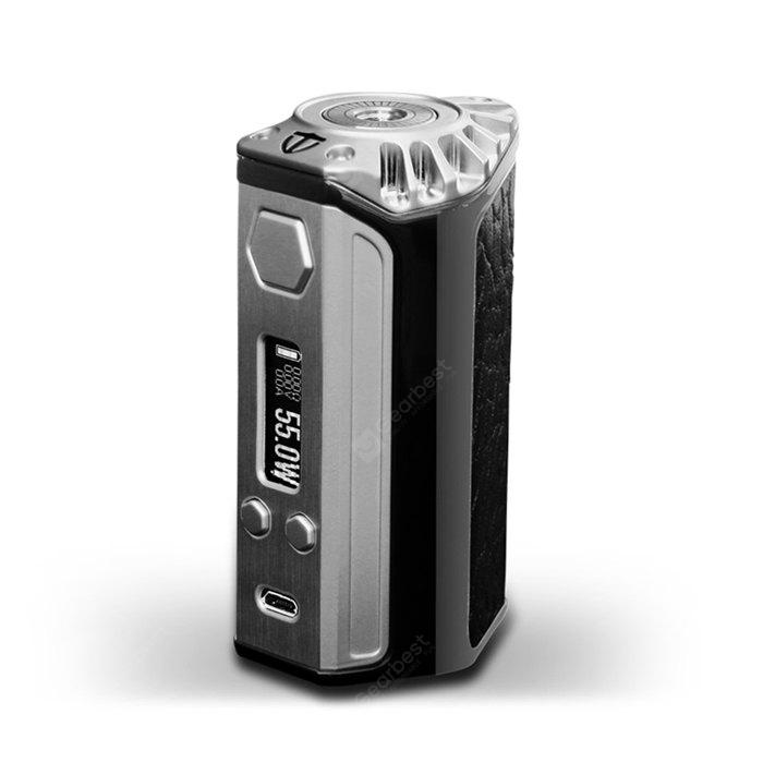 Think Vape Finder 250W TC Box Mod com Evolve DNA 250 Chip