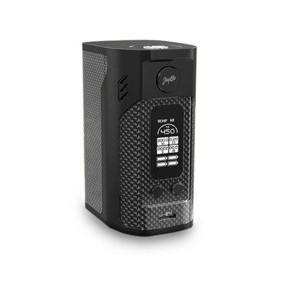 Wismec Reuleaux RX300 TC Box Mod Carbon Fiber Version