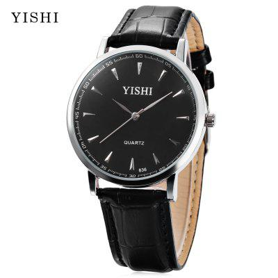 YISHI 836 Men Quartz Watch