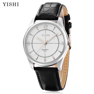 YISHI 817 Male Quartz Watch