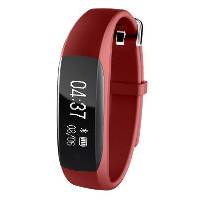 Lenovo HW01 Smart WristbandSmart Watches<br>Lenovo HW01 Smart Wristband<br><br>Alert type: Vibration<br>Available Color: Black,Red<br>Band material: Silicone<br>Band size: 23.5 x 1.2 cm / 9.25 x 0.47 inches<br>Battery  Capacity: 85mAh<br>Bluetooth calling: Phone call reminder<br>Bluetooth Version: Bluetooth 4.2<br>Brand: Lenovo<br>Case material: ABS<br>Compatability: Android 4.4 / iOS 8.0 and above systems<br>Compatible OS: Android, IOS<br>Dial size: 4 x 1.2 x 1 cm / 1.57 x 0.47 x 0.39 inches<br>Health tracker: Heart rate monitor,Pedometer,Sedentary reminder,Sleep monitor<br>IP rating: IP65<br>Messaging: Message reminder<br>Notification: Yes<br>Notification type: Wechat<br>Operating mode: Touch Screen<br>Package Contents: 1 x Lenovo HW01 Smart Wristband, 1 x Charging Cable, 1 x Chinese and English User Manual<br>Package size (L x W x H): 10.20 x 5.50 x 7.00 cm / 4.02 x 2.17 x 2.76 inches<br>Package weight: 0.1200 kg<br>People: Female table,Male table<br>Product size (L x W x H): 23.50 x 1.20 x 1.00 cm / 9.25 x 0.47 x 0.39 inches<br>Product weight: 0.0220 kg<br>Remote control function: Remote music, Remote Camera<br>Screen: OLED<br>Screen resolution: 128 x 32<br>Screen size: 0.91 inch<br>Shape of the dial: Rectangle<br>Standby time: 7 days<br>Type of battery: Lithium-ion polymer battery<br>Waterproof: Yes