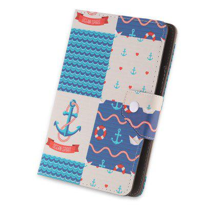 SZKINSTON Anchor Style Protective Case for 7.0 - 8.0 inch Tablet PC