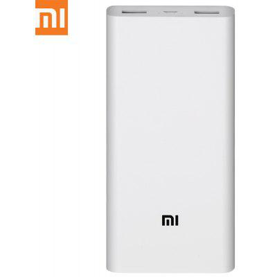 Оригинал Xiaomi 20000mAh Power Bank 2