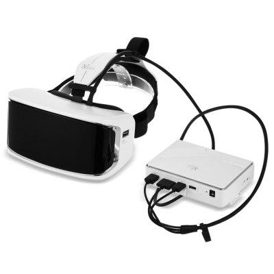 VIULUX VR - X 2K All-in-one 3D Headset 60Hz Refresh Rate