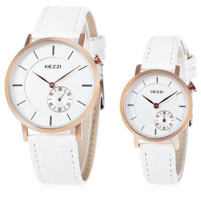 KEZZI K - 1636 Couple Watches