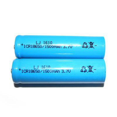 Original HBX 3.7V 1500mAh LiPo Battery - 2pcs / set