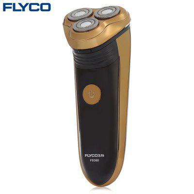 FLYCO FS360 Floating Shaver Electric Razor