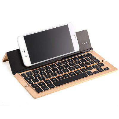 F18 Foldable Bluetooth Keyboard