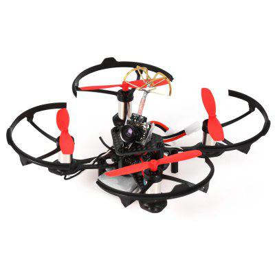 JIFUNRC 85X 85mm Mini FPV Racing Drone - BNF
