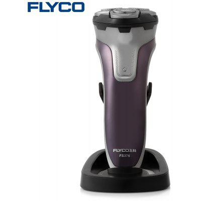 FLYCO FS376 Floating Shaver Washable Rechargeable Electric Razor