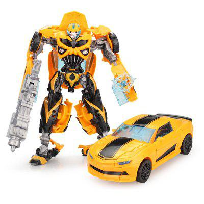 Transformable Transform 3D ABS Robot Car