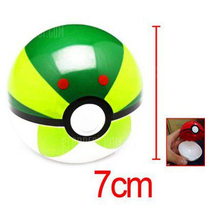 7cm Pokemon Ball Anime Action Figure Collection Toy Cosplay Prop 170622208