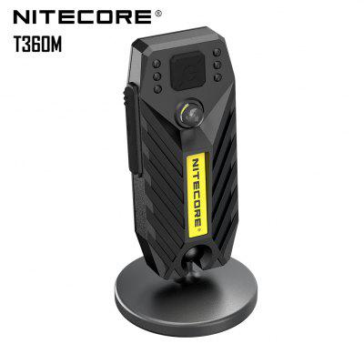 NITECORE T360M Rechargeable Utility LED Flashlight