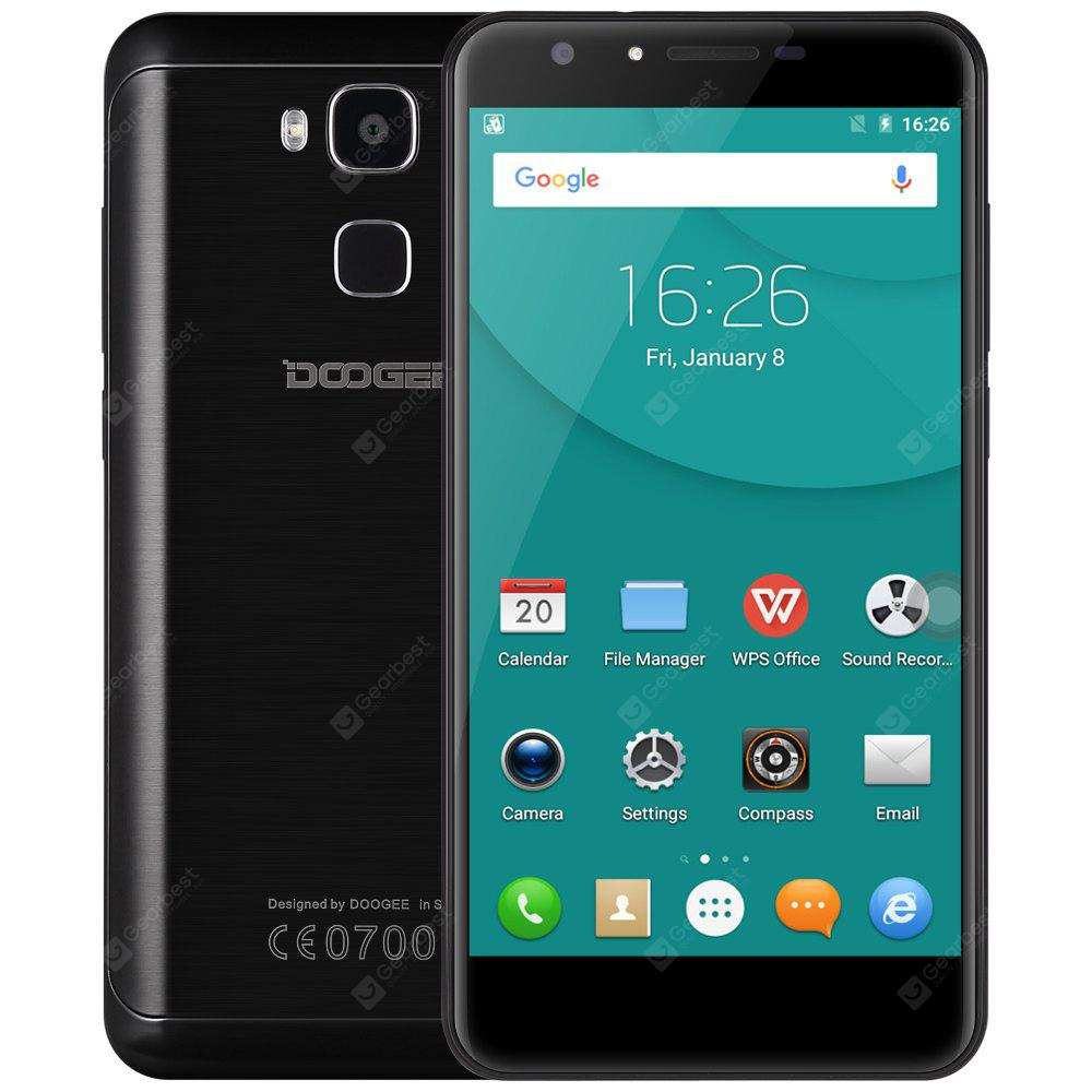DOOGEE Y6C 4G Phablet - $108.18 Free Shipping|GearBest.com