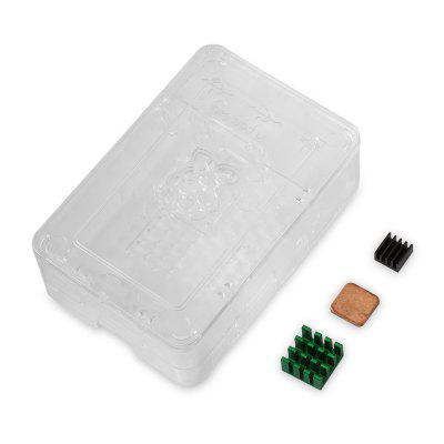Raspberry Pi Protective Case Kit