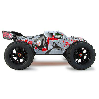 DHK HOBBY 8384 1:8 4WD Off-road RC Racing Truck - RTR hsp remote control toys baja backwash 1 10th scale nitro power advanced off road buggy 4wd rc hobby car 94166
