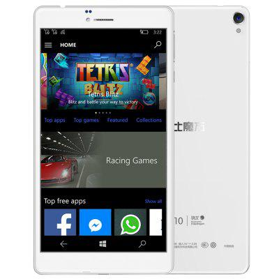Gearbest Cube WP10 4G Phablet  - 6.98 inch Windows 10 Mobile