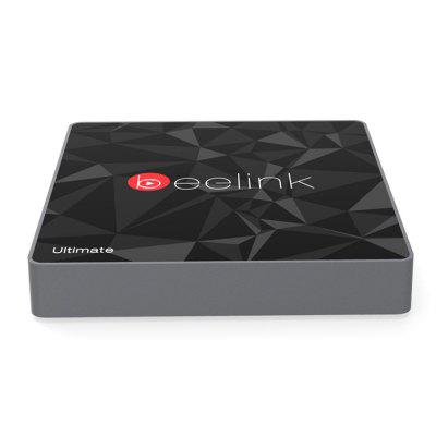 Beelink GT1 Ultimate 3GB DDR4 + 32GB EMMC TV BoxTV Box<br>Beelink GT1 Ultimate 3GB DDR4 + 32GB EMMC TV Box<br><br>5G WiFi: Yes<br>Audio format: WMA, FLAC, AAC, DTS, MP3, OGG, RM<br>Bluetooth: Bluetooth4.0<br>Brand: Beelink<br>Core: 2.0GHz, Octa Core<br>CPU: Amlogic S912<br>Decoder Format: HD MPEG4, H.263, H.264, H.265<br>GPU: ARM Mali-T820MP3<br>HDMI Version: 2.0<br>Interface: LAN, Micro SD Card Slot, SPDIF, USB2.0, HDMI, DC 5V<br>Language: Multi-language<br>Max. Extended Capacity: 64G<br>Model: GT1 Ultimate<br>Other Functions: Miracast, ISO Files, DLNA<br>Package Contents: 1 x Beelink GT1 Ultimate TV Box, 1 x Remote Control, 1 x HDMI Cable, 1 x Power Adapter, 1 x English Manual<br>Package size (L x W x H): 17.30 x 13.90 x 5.40 cm / 6.81 x 5.47 x 2.13 inches<br>Package weight: 0.4430 kg<br>Photo Format: JPEG, GIF, JPG, PNG<br>Power Supply: Charge Adapter<br>Power Type: External Power Adapter Mode<br>Product size (L x W x H): 9.60 x 9.60 x 1.60 cm / 3.78 x 3.78 x 0.63 inches<br>Product weight: 0.1930 kg<br>RAM: 3G RAM<br>RAM Type: DDR4<br>Remote Controller Battery: 2 x AAA Battery ( not included )<br>ROM: 32G ROM<br>Support 5.1 Surround Sound Output: Yes<br>System: Android 7.1<br>System Bit: 32Bit<br>Type: TV Box<br>Video format: H.265, WMV, RM, MPEG, MPEG4, MPEG2, MPEG-1, MP4, MKV, ISO, 3D, 4K, AVI, DAT
