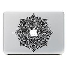 4%OFF Flower Style Personality Color Sticker for MacBook 13.3 inch