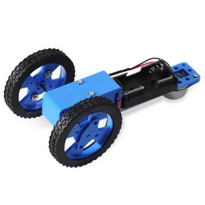 PXWG Plastic Vehicle Style Electric Powered 3D Puzzle